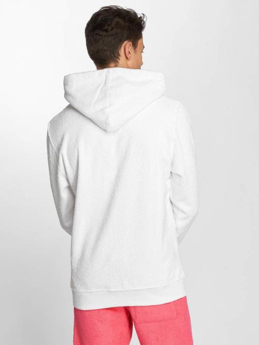 Onepiece Hoody Towel weiß