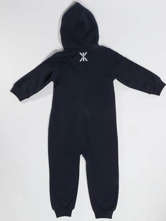 Onepiece jumpsuit Solid Baby blauw