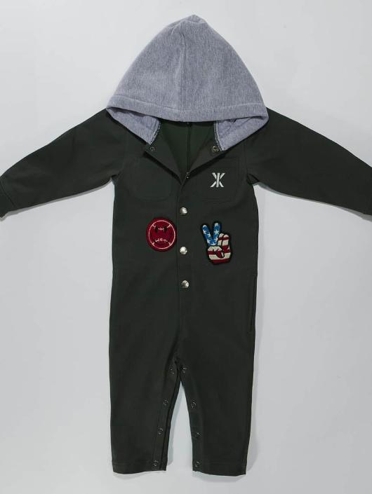 Onepiece jumpsuit Goals groen