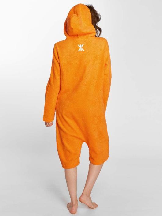 Onepiece Jumpsuit Towel orange