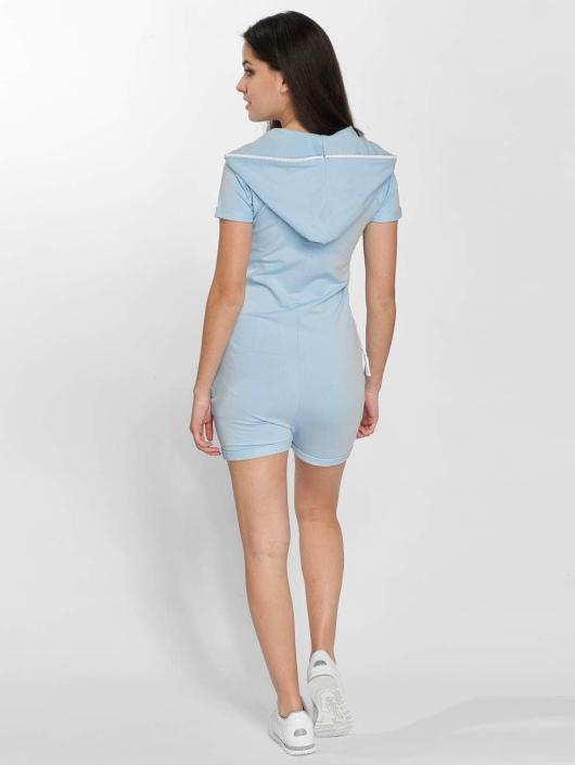 Onepiece Jumpsuits Fitted Short blå