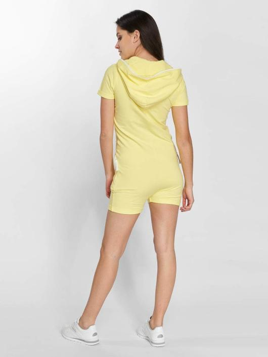 Onepiece Jumpsuits Fitted Short yellow