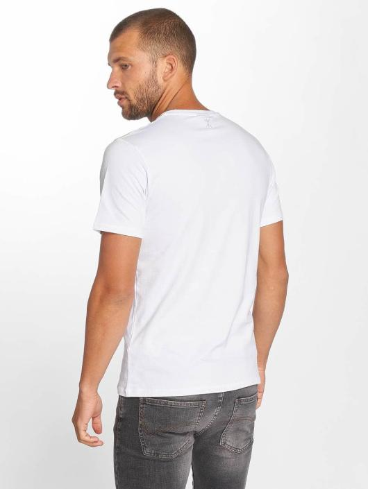 Onepiece T-Shirt Shade white