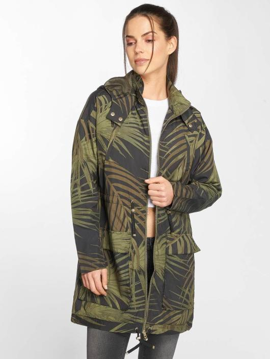 Only Демисезонная куртка onlJasmin хаки
