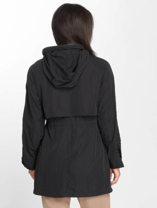 Only Демисезонная куртка onlThunder черный