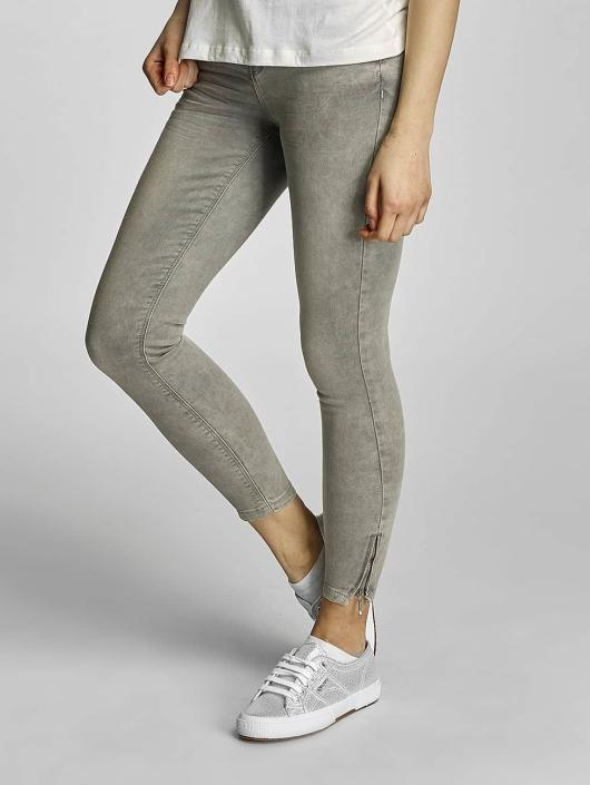 Only Облегающие джинсы onlKendell серый