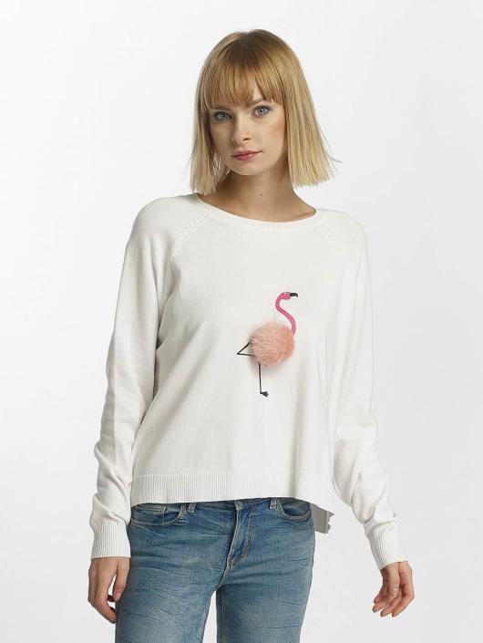 Only Пуловер onlVally белый