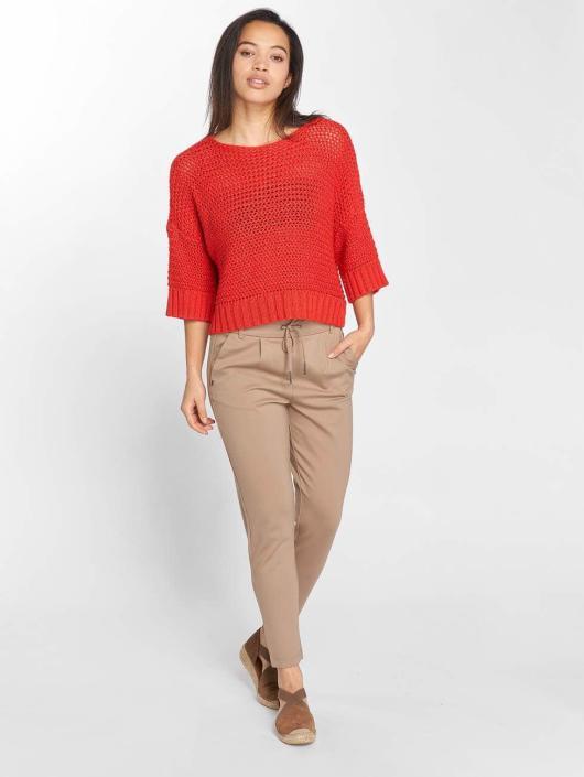 Only Пуловер onlInicola красный