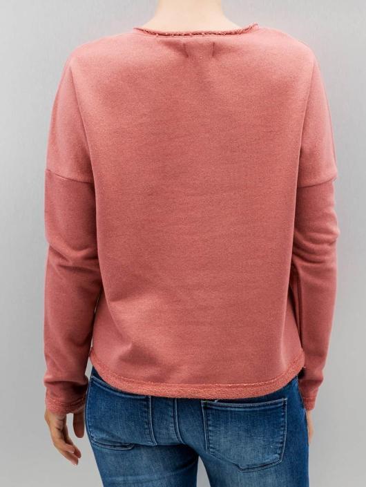 Only Пуловер onlKira розовый
