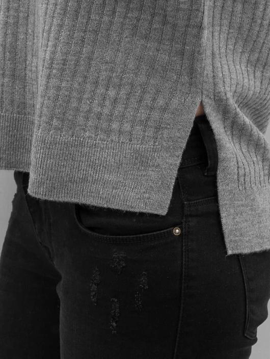 Only Пуловер onlRose серый
