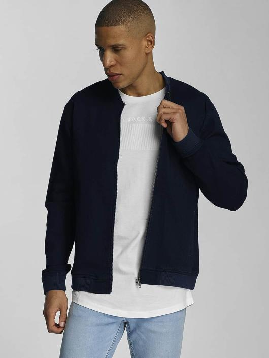 Only & Sons Bomberjacke onsDecker blau