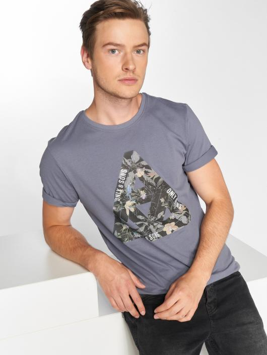 Only & Sons Camiseta onsDorm azul