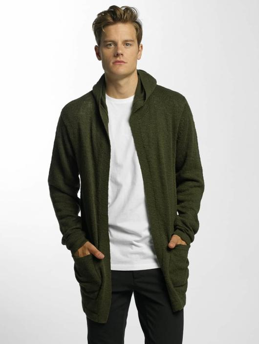 Only & Sons Cardigan onsJay green