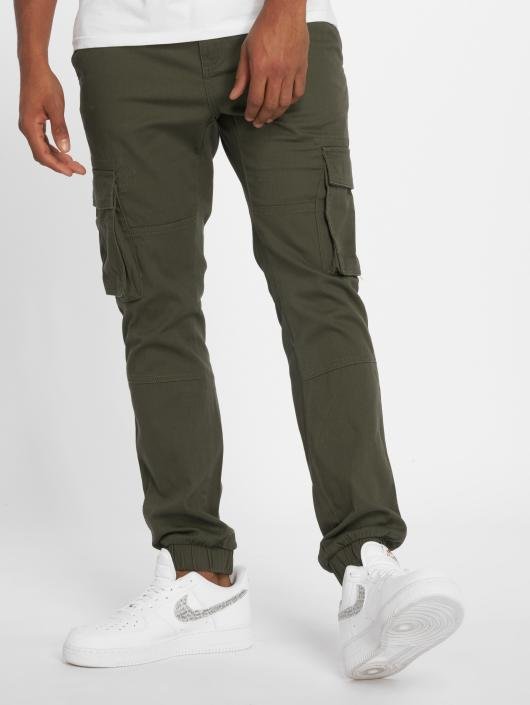 Only & Sons Chino bukser Onsstage Cuff Mj 1441 oliven