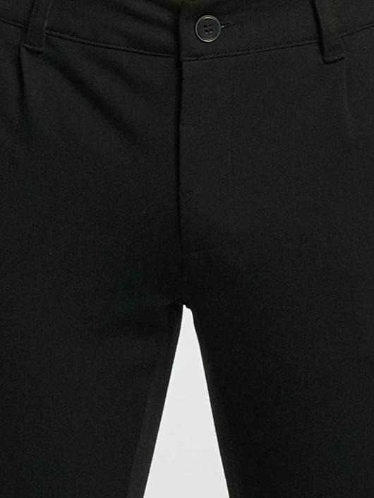 Only & Sons Chino onsSolid schwarz