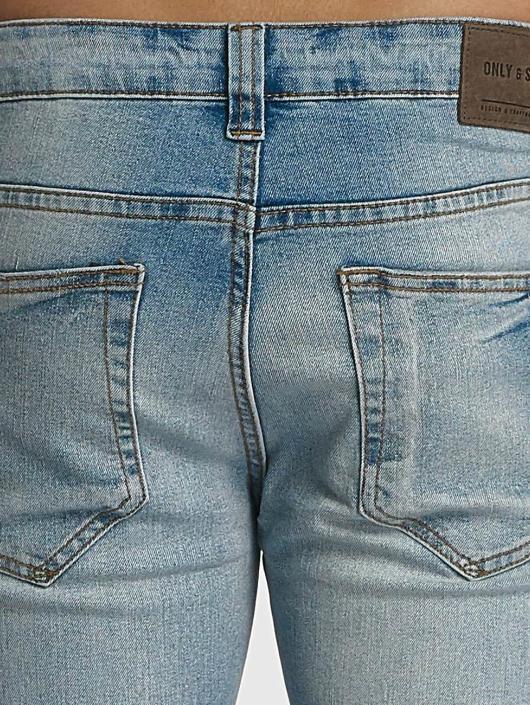 Only & Sons dżinsy przylegające onsLoom 9502 niebieski