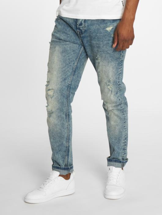 Only & Sons Dżinsy straight fit onsAged Washed Pk 0439 niebieski