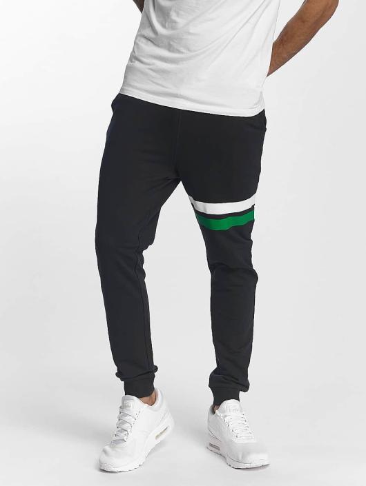 Only & Sons joggingbroek onsMulti Stripe zwart