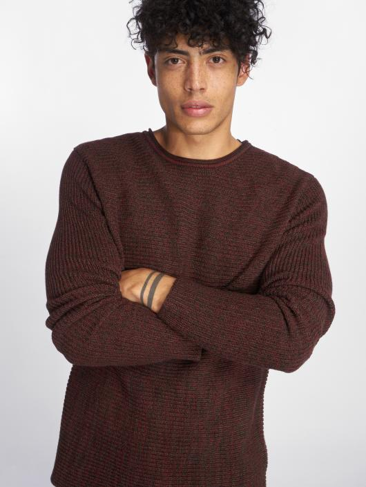 Only & Sons Jumper onsSato 5 Multi Clr Knit red
