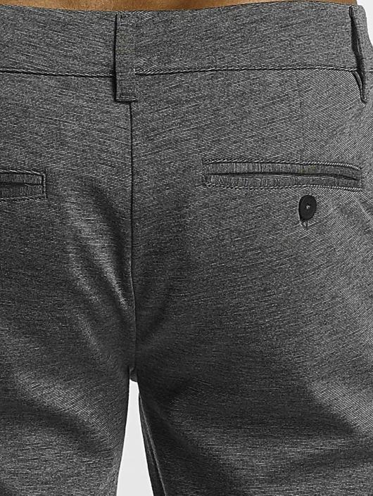 Only & Sons Látkové kalhoty Solid šedá