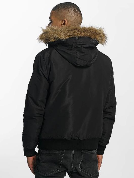 Only & Sons Manteau hiver onsAdam noir