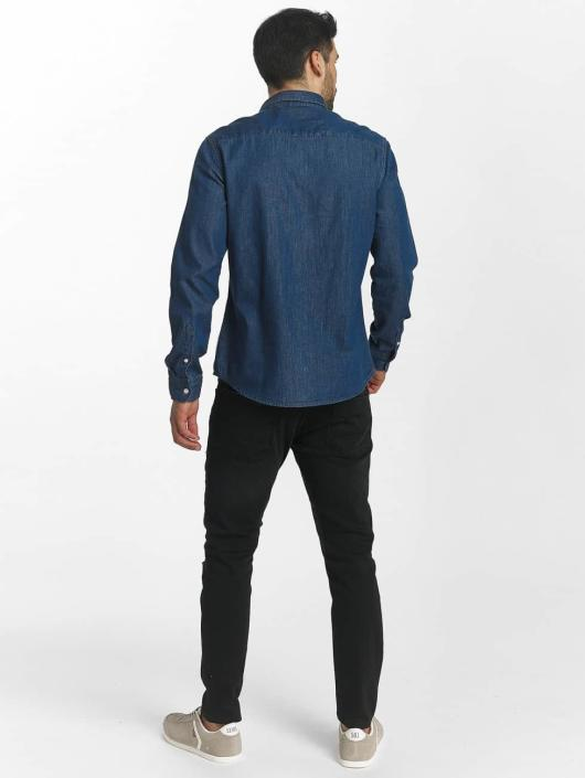 Only & Sons overhemd onsNevin blauw