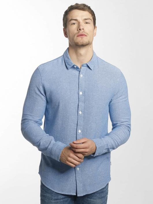 Only & Sons overhemd onsNicholas blauw