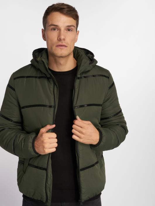 Only & Sons Puffer Jacket onsSilaz olive