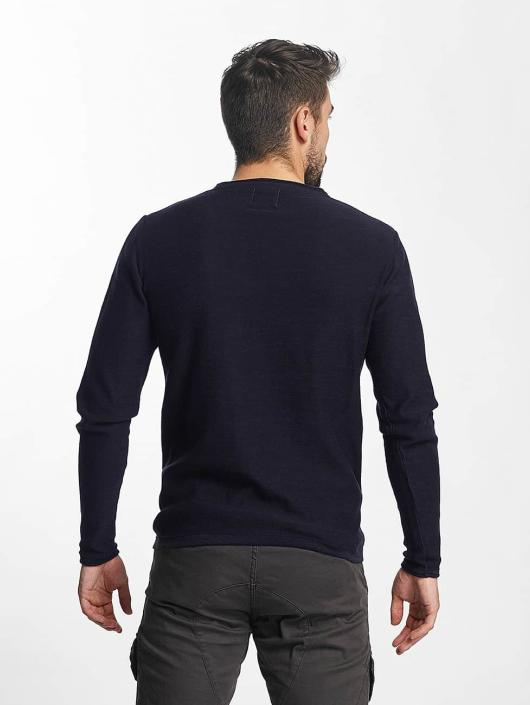 Only & Sons Pullover onsSatre New blau