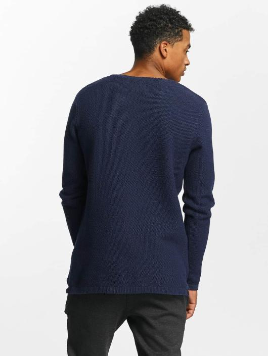 Only & Sons Pullover onsDan Structure blau