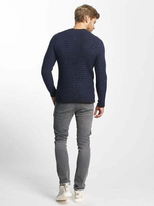Only & Sons Pullover onsDoc Crew Neck blau