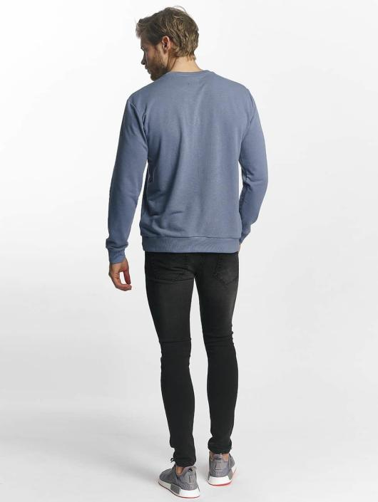 Only & Sons Pullover onsCrew blau