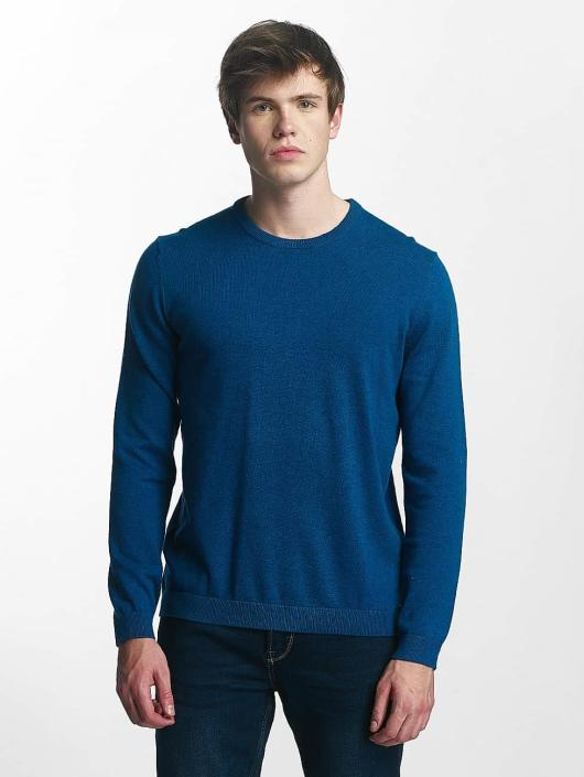 Only & Sons Pullover onsAlex Crew Neck blue