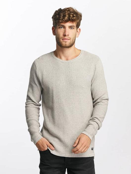 Only & Sons Pullover onsDan Structure grau
