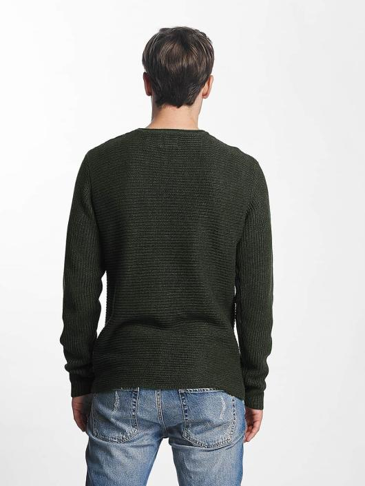 Only & Sons Pullover oneSato grün