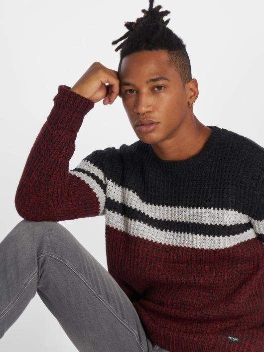 Only & Sons Pullover onsLazlo 3 Blocked red