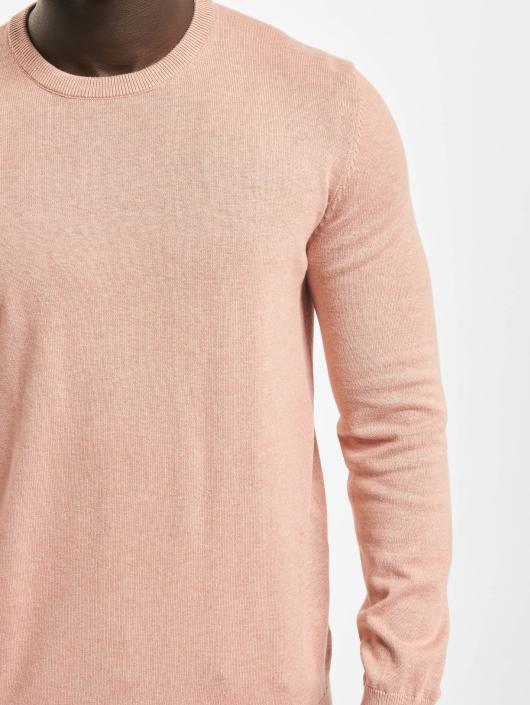 Only & Sons Pullover onsAlex Crew Neck rose