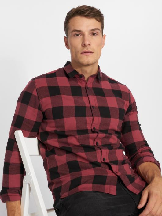 Only & Sons Shirt onsGudmund Checked red
