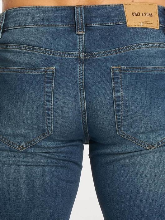 Only & Sons Shorts onsBull blå