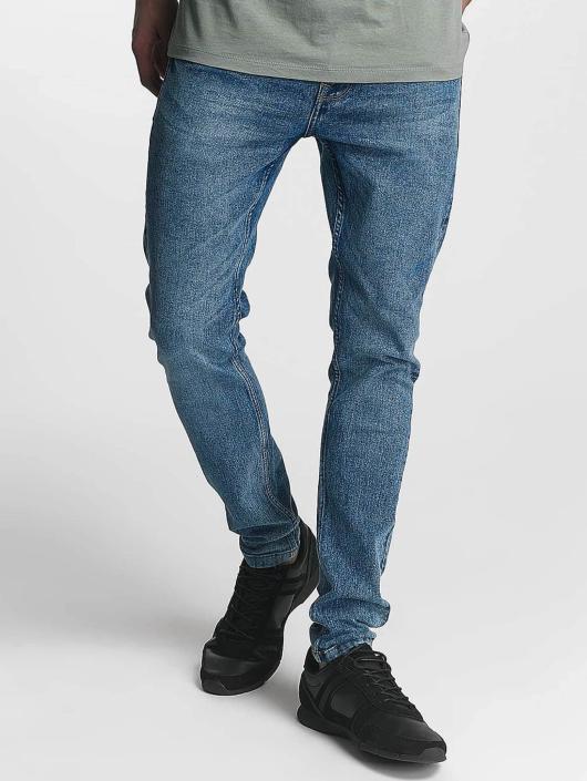 Only & Sons Skinny Jeans onsWarp modrý