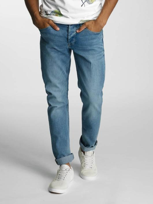 Only & Sons Skinny Jeans onsLoom Camp niebieski