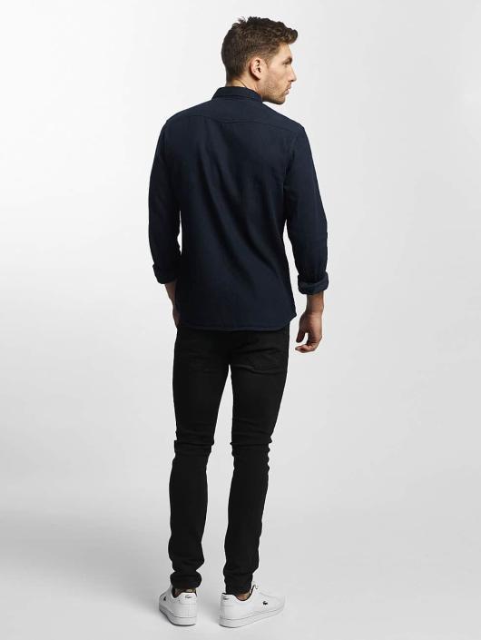 Only & Sons Skjorter onsBoye Slim Denim blå