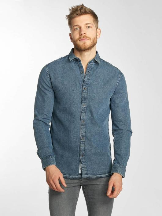 Only & Sons Skjorter onsTatum blå