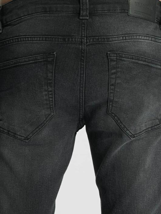 Only & Sons Slim Fit Jeans onsLoom black