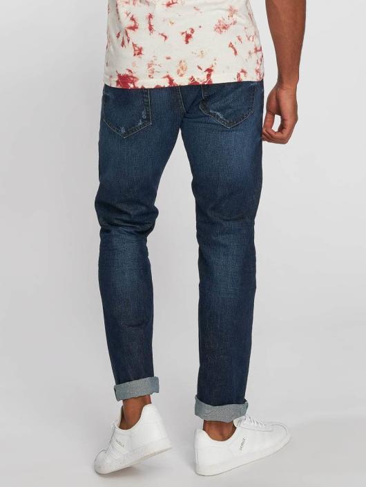Only & Sons Slim Fit Jeans onsLoom Wash Selvedge blau