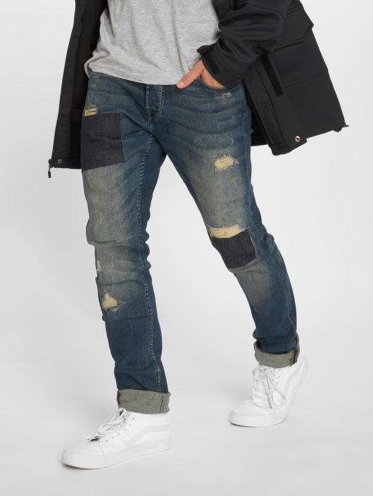 Only & Sons Slim Fit Jeans onsLoom Patch blau