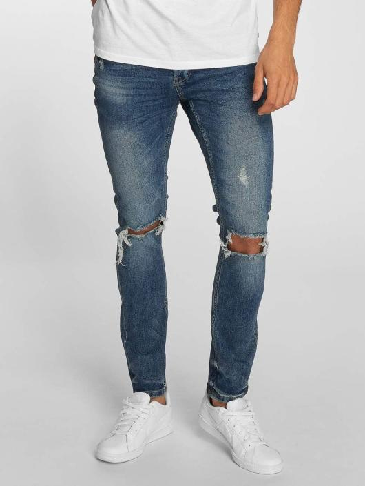 Only & Sons Straight Fit Jeans onsSpun blå