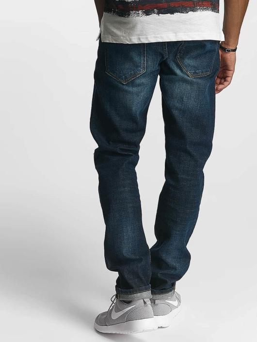 Only & Sons Straight Fit Jeans onsWeft 8685 modrý