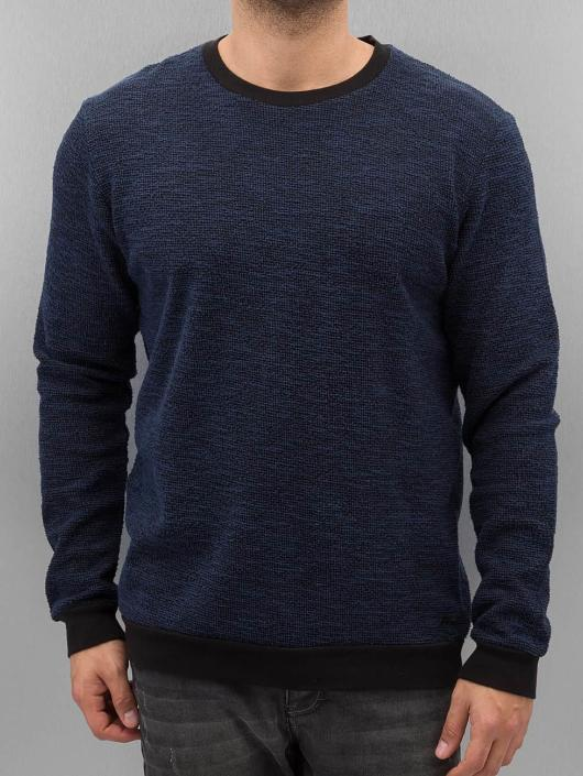 Only   Sons   onsBronson bleu Homme Sweat   Pull 291478 4f11db142e97