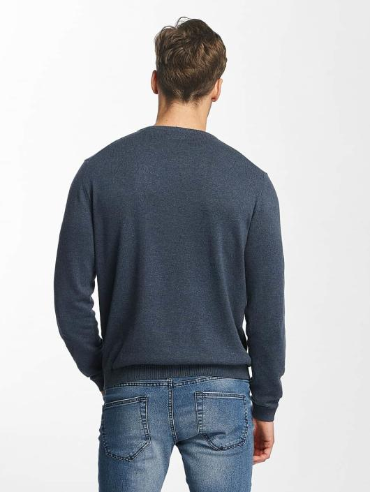 Only & Sons Swetry onsAlex Crew Neck niebieski